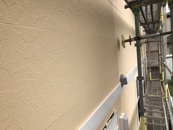 東京都世田谷区 外壁塗装 KFケミカル 無機セミフロンスーパーアクア (4)