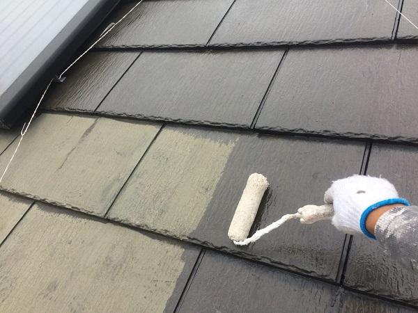 東京都世田谷区 屋根塗装・外壁塗装・付帯部塗装・シーリング打ち替え工事  (10)