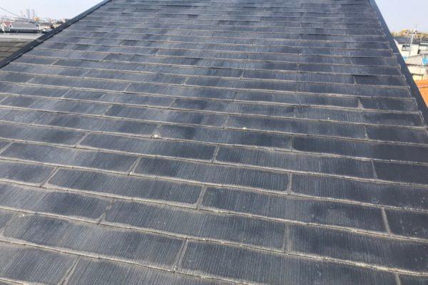 東京都杉並区 屋根塗装 アステック スーパーシャネツサーモF (1)