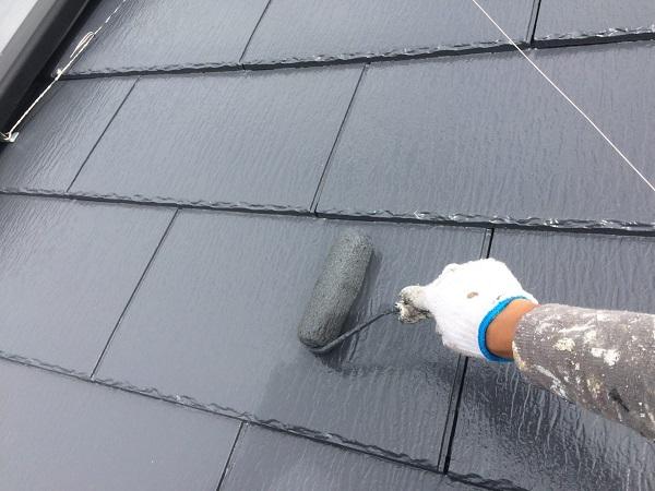 東京都世田谷区 屋根塗装・外壁塗装・付帯部塗装・シーリング打ち替え工事  (11)