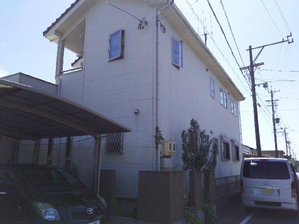 東京都世田谷区 外壁塗装・付帯部塗装・シーリング打ち替え (3)