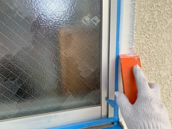 東京都杉並区 外壁塗装 雨漏り調査 シーリング工事 (7)