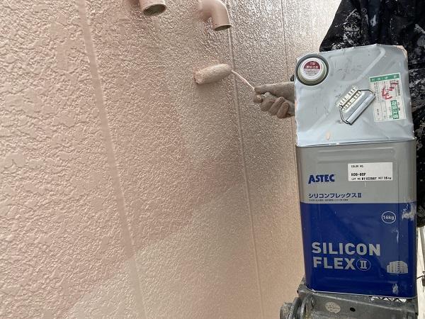 東京都世田谷区 外壁塗装 高圧洗浄 4回塗り (3)