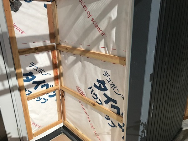 東京都杉並区 外壁張り替え工事 (3)