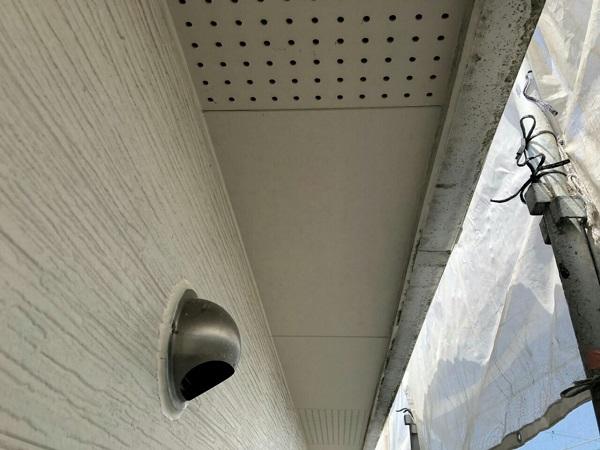東京都世田谷区 外壁塗装・付帯部塗装・シーリング打ち替え (2)