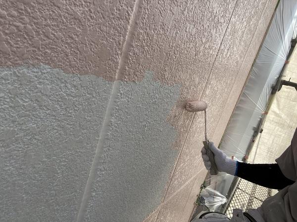 東京都世田谷区 外壁塗装 高圧洗浄 4回塗り (2)
