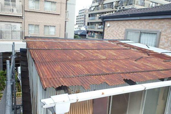 東京都杉並区 屋根工事 (1)