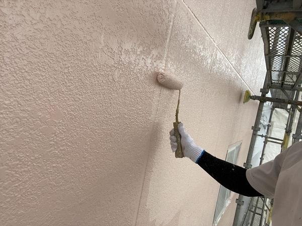 東京都世田谷区 外壁塗装 高圧洗浄 4回塗り (4)