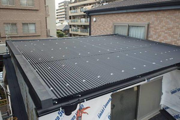 東京都杉並区 屋根工事 (2)