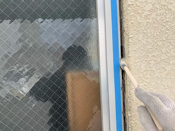 東京都杉並区 外壁塗装 雨漏り調査 シーリング工事 (5)