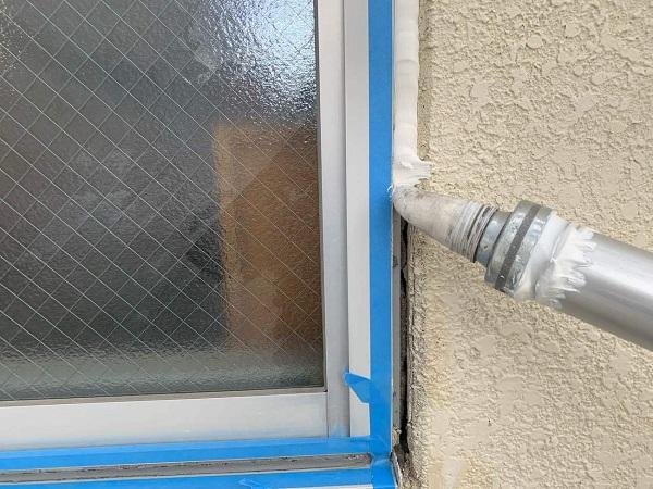 東京都杉並区 外壁塗装 雨漏り調査 シーリング工事 (6)
