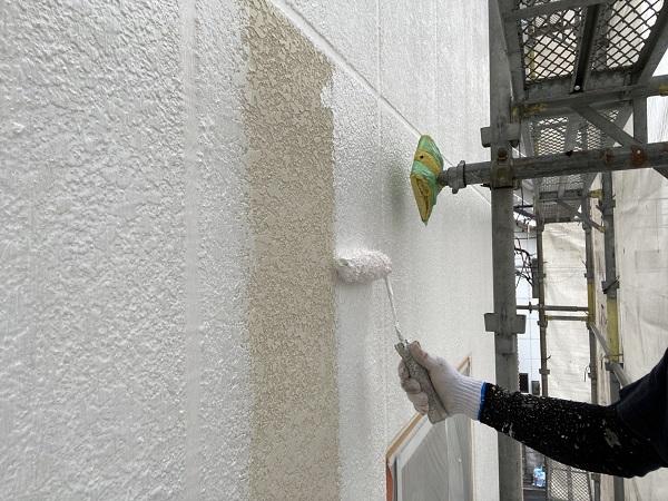 東京都世田谷区 外壁塗装 高圧洗浄 4回塗り (5)