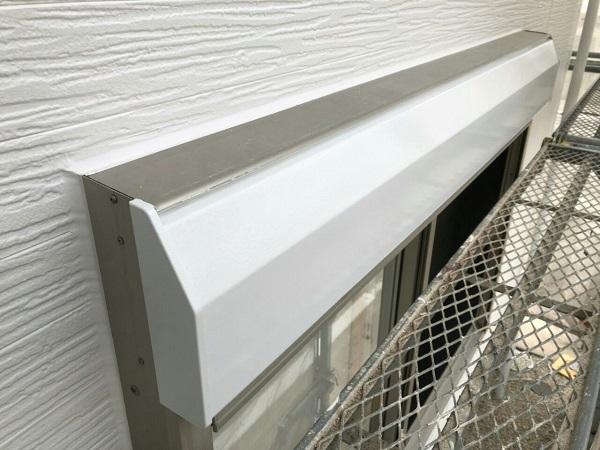 東京都世田谷区 外壁塗装・付帯部塗装・シーリング打ち替え (6)
