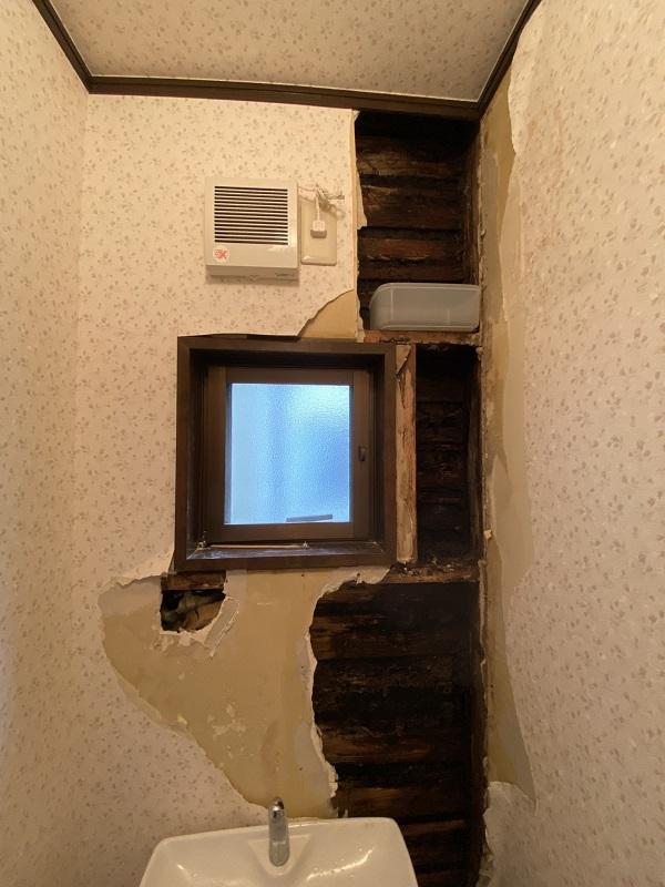 東京都世田谷区 外壁塗装 屋根塗装 防水工事 雨漏り (5)