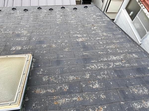 東京都杉並区 屋根カバー工法工事 ガルバリウム鋼板 (3)