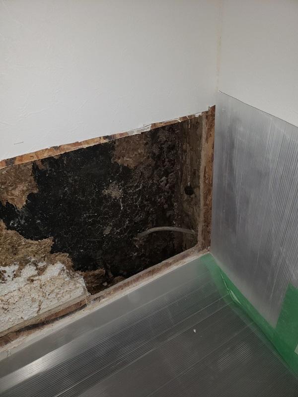 東京都中野区 屋根葺き替え工事 雨漏り コロニアル屋根の劣化 (3)