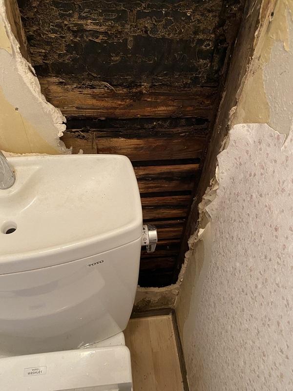 東京都世田谷区 外壁塗装 屋根塗装 防水工事 雨漏り (7)