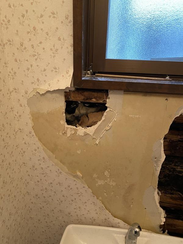 東京都世田谷区 外壁塗装 屋根塗装 防水工事 雨漏り (6)