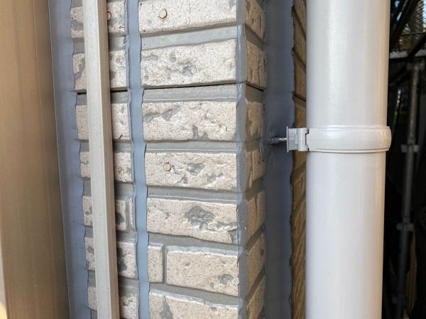東京都中野区 外壁塗装 シーリング工事 進捗状況 (5)