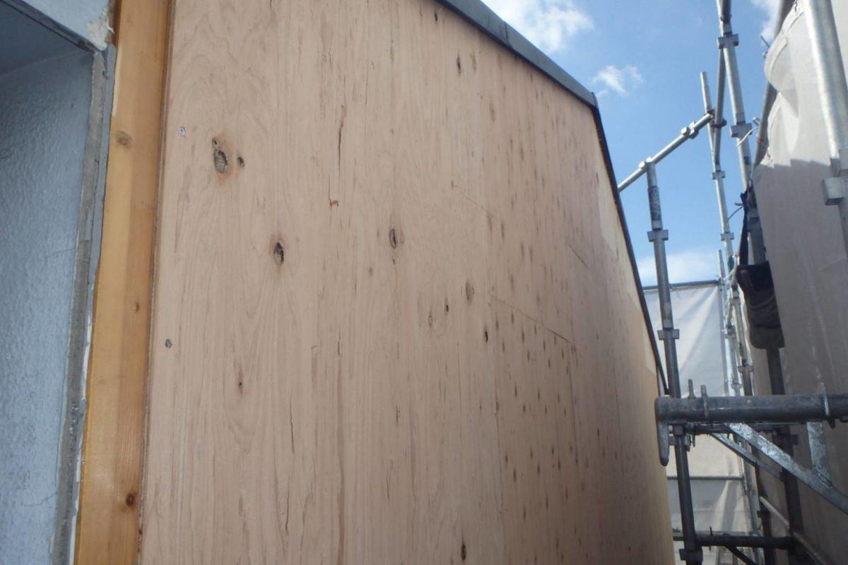 東京都杉並区 外壁サイディング工事 (4)
