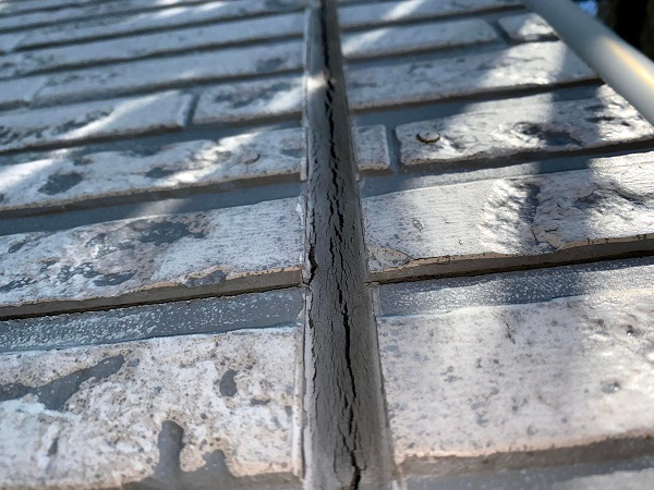 東京都中野区 外壁塗装 シーリング工事 進捗状況 (2)