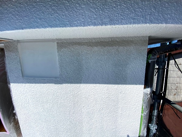 東京都世田谷区 外壁塗装 3度塗り 水谷ペイント ナノコンポジットW