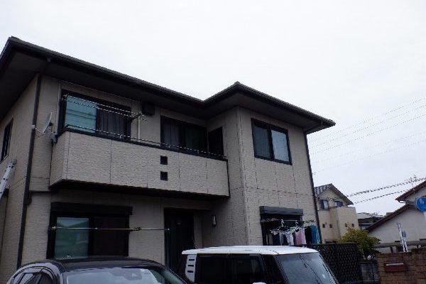 東京都杉並区 外壁塗装・防水工事 (1)
