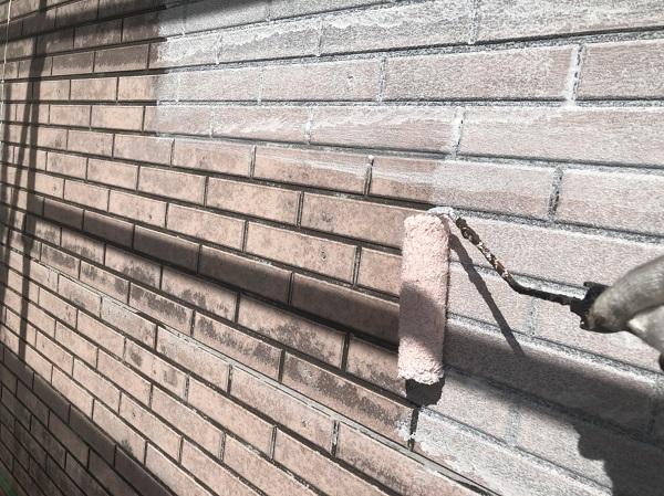 東京都杉並区 外壁塗装工事 軒天塗装 (5)