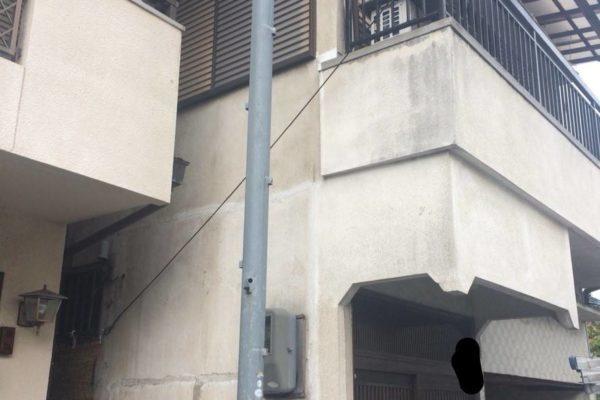 東京都杉並区 外壁工事(サイディング、外壁塗装) (1)