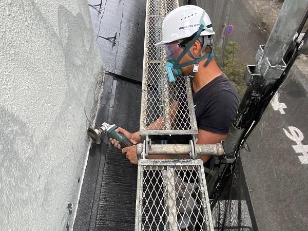 東京都世田谷区 外壁塗装・屋根塗装・防水工事 (2)