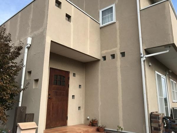 東京都世田谷区 サイディング張り替え工事 事前調査 (1)