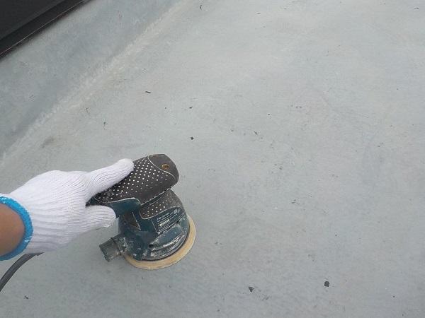 東京都世田谷区 外壁塗装・屋根塗装・防水工事 FRP防水 (6)