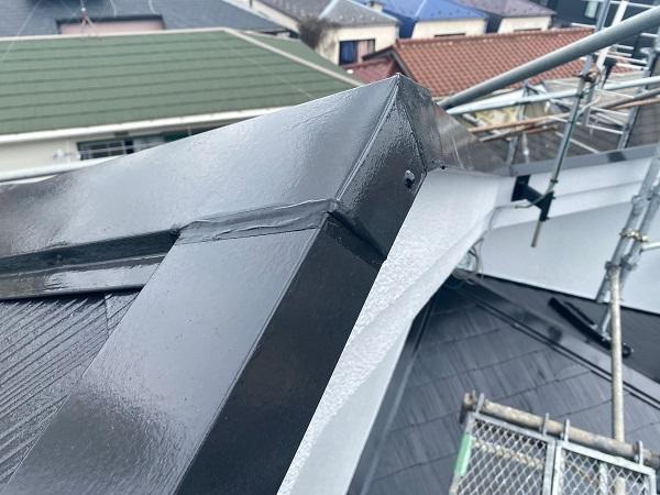 東京都世田谷区 外壁塗装・屋根塗装・防水工事 (1)