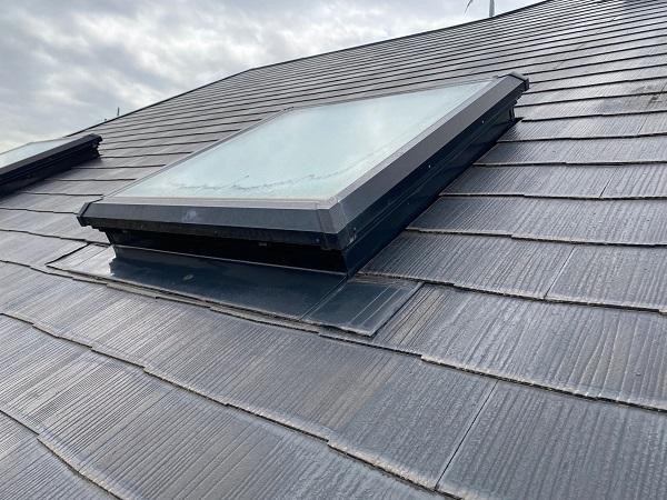東京都世田谷区 外壁塗装・屋根塗装・防水工事 屋根、付帯部事前調査 (9)