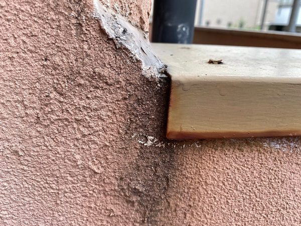 東京都世田谷区 外壁塗装・屋根葺き替え工事・付帯部塗装 事前調査 (1)