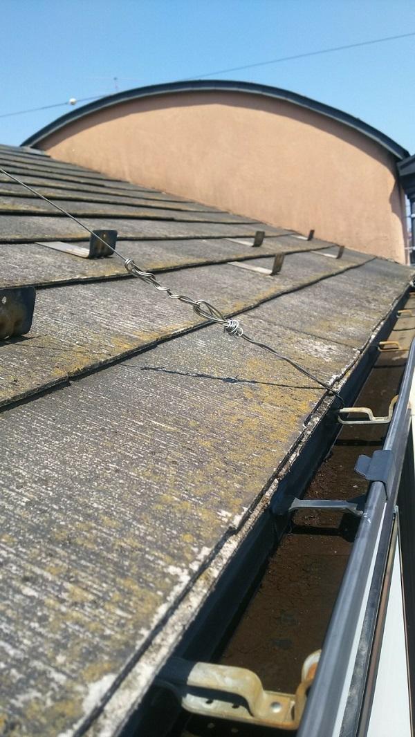 東京都世田谷区 外壁塗装・屋根葺き替え工事・付帯部塗装 事前調査 (2)