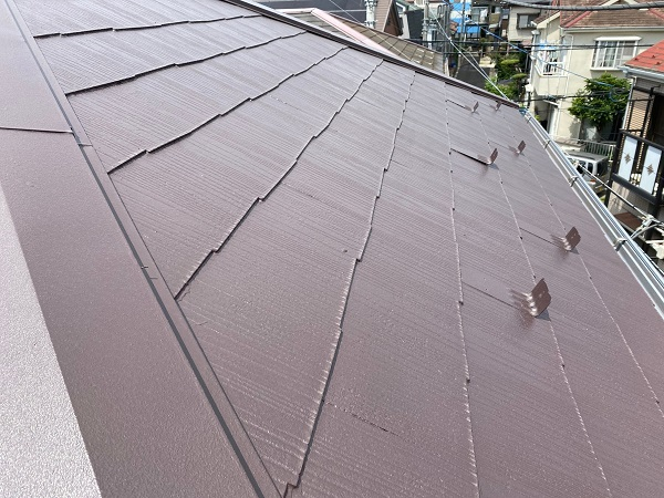 東京都杉並区 屋根葺き替え工事 3つの屋根リフォーム方法 (3)