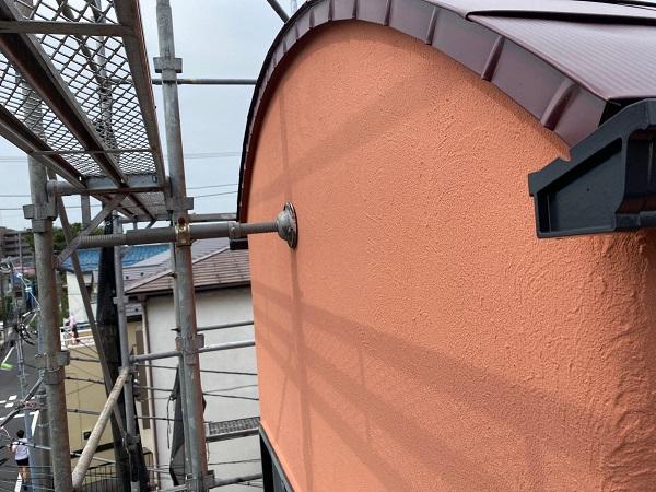 東京都世田谷区 外壁塗装・屋根葺き替え工事・付帯部塗装 関西ペイント ラジカル制御型塗料アレスダイナミックトップ (2)