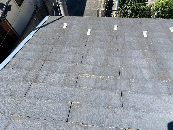 東京都杉並区 屋根カバー工法(重ね葺き工事)・コーキング工事 屋根材の劣化 屋根のリフォーム方法 (5)