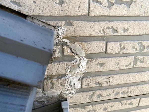 東京都世田谷区 屋根葺き替え工事・外壁塗装・付帯部塗装 事前調査 雨漏り (3)