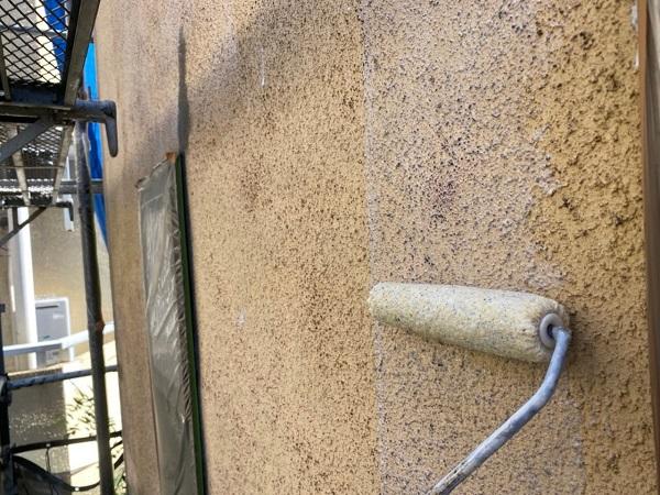 東京都世田谷区 外壁・屋根塗装等外装リフォーム 日本ペイント パーフェクトトップ パーフェクトフィラー (3)