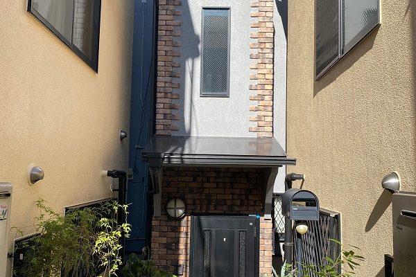 東京都世田谷区 外壁・屋根塗装等外装リフォーム 完工 定期訪問サポート (3)