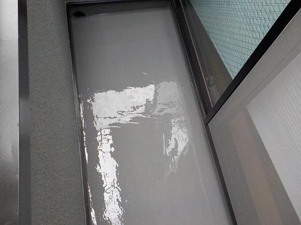 東京都世田谷区 外壁・屋根塗装等外装リフォーム FRP防水工事 (1)