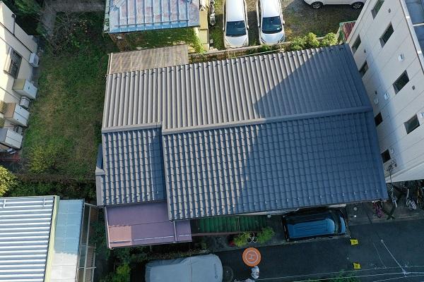 東京都世田谷区 屋根塗装 無料現場調査 屋根の劣化を放置するとどうなるか