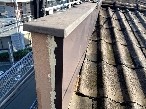 東京都中野区 S様邸 屋根葺き替え工事 無料現場調査 セキスイ瓦U (1)