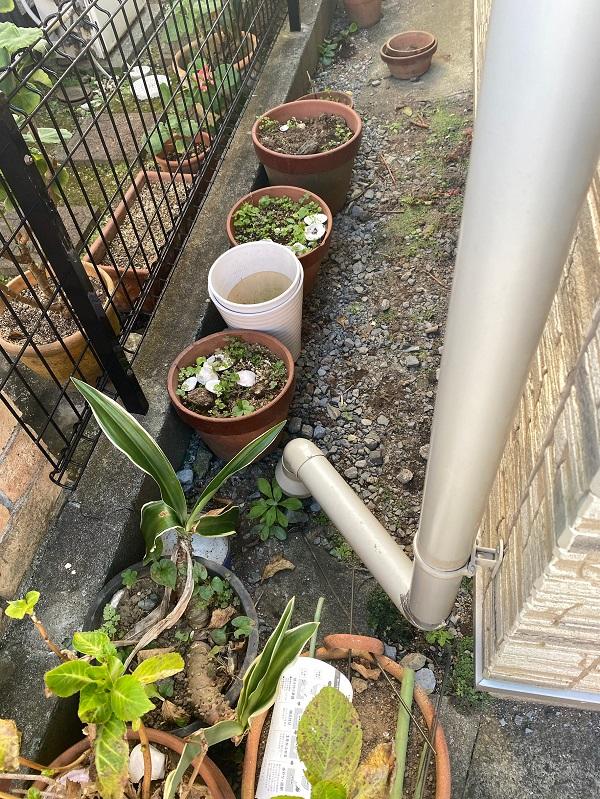 東京都中野区 K様邸 雨樋補修 雨樋の場所による名称 雨樋の役割 (2)
