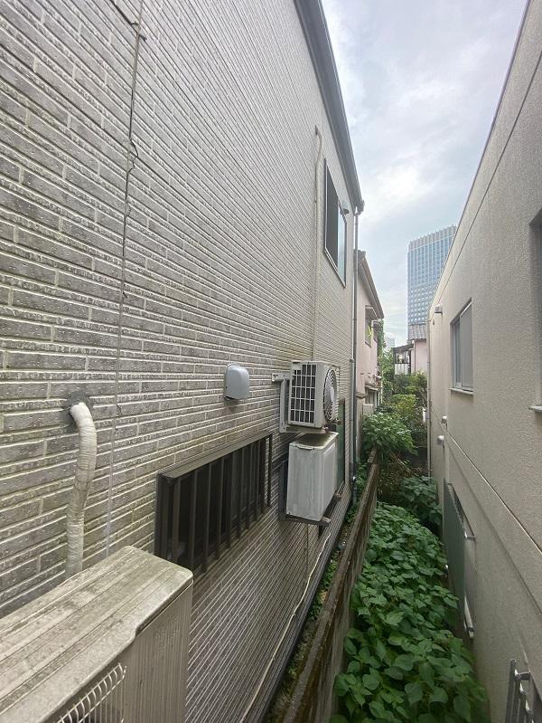 東京都品川区 I様邸 外壁塗装 無料現場調査 写真付き外壁の劣化症状 (17)