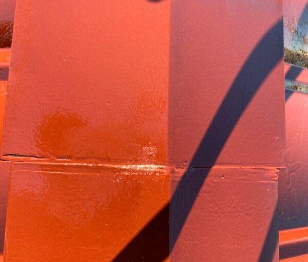 東京都大田区 N様邸 屋根塗装 下塗り 日本ぺイント ハイポンファインプライマーII (14)