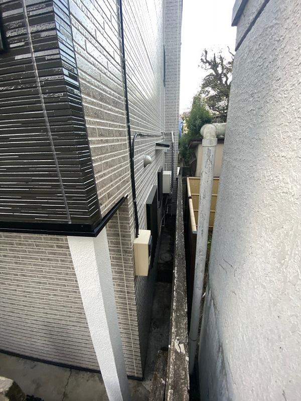 東京都品川区 I様邸 外壁塗装 シーリング工事 防水工事 (4)