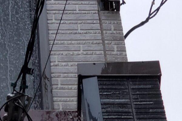 東京都品川区 I様邸 外壁塗装 無料現場調査 写真付き外壁の劣化症状 (1)